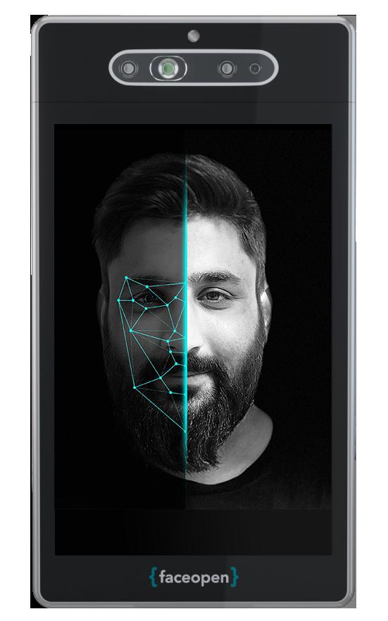 facial recognition process